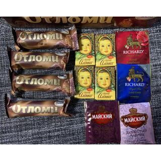 ロシアチョコレート(菓子/デザート)