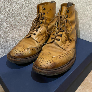 Trickers - 箱 袋 付属 トリッカーズ カントリーブーツ Trickers