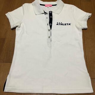 アスレタ(ATHLETA)のアスレタ ポロシャツ レディースSサイズ(ポロシャツ)