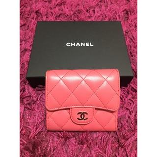 シャネル(CHANEL)の❤︎最終お値下げ❤︎ CHANEL 折り財布(財布)