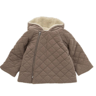 ボンポワン(Bonpoint)のボンポワン アウター 90cm コート ジャケット 子供服(ジャケット/上着)