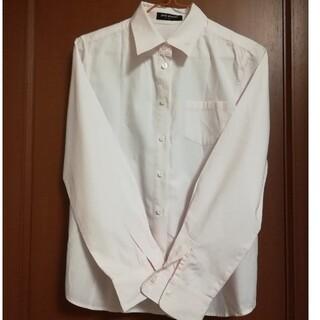 ポンポネット(pom ponette)のスクールシャツ(薄いピンク)(シャツ/ブラウス(長袖/七分))