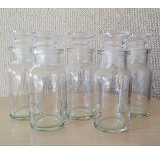 スパイスボトル ガラス(収納/キッチン雑貨)