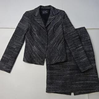 クードシャンス(COUP DE CHANCE)の◆クードシャンス COUP DE CHANCE スカートスーツ 36(スーツ)