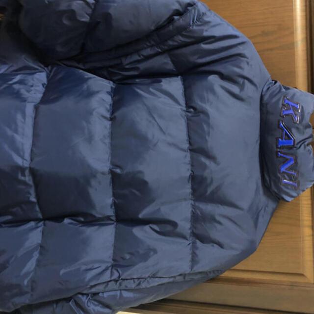 Karl Kani(カールカナイ)の激レア!!アリアナグランデ着用ダウン レディースのジャケット/アウター(ダウンジャケット)の商品写真