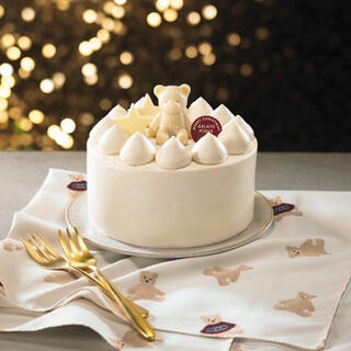 ジェラートピケ(gelato pique)のジェラートピケ ランチョンマット ベア柄(テーブル用品)
