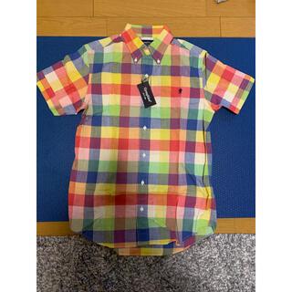 ジムフレックス(GYMPHLEX)のジムフレックス チェックシャツ 新品(シャツ)
