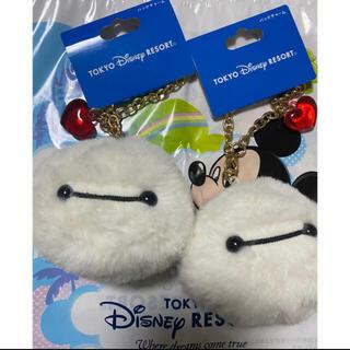 Disney - ディズニー ベイマックス バックチャーム 2点セット