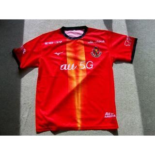 ミズノ(MIZUNO)の名古屋グランパス シャツ レプリカ 記念品 2020  送込 赤色 サッカー 服(記念品/関連グッズ)