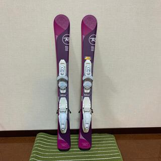 ロシニョール(ROSSIGNOL)のROSSIGNOL ロシニョール ジュニア スキー板 90cm 新品(板)