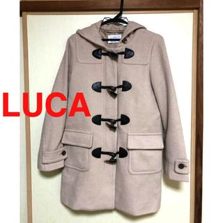 ルカ(LUCA)のお値下げ LUCA  ダッフルコート(ダッフルコート)