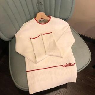 ヴァレンティノ(VALENTINO)の<正規美品>Valentino ヴァレンティノ セーター(ニット/セーター)