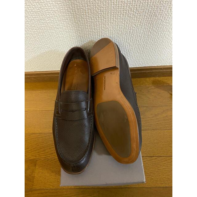 J.M. WESTON(ジェーエムウエストン)の未使用 J.M.WESTON JM ウエストン ルモック ローファー ALDEN メンズの靴/シューズ(ドレス/ビジネス)の商品写真