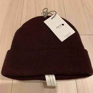 ザラ(ZARA)の新品 ベルシュカ  ニット帽子(ニット帽/ビーニー)