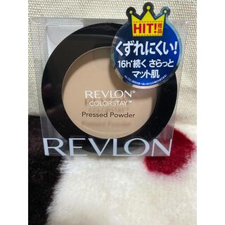 レブロン(REVLON)のREVLON プレストパウダー(フェイスパウダー)
