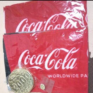 コカコーラ(コカ・コーラ)のCoca-Cola 五輪タオルセット(ノベルティグッズ)