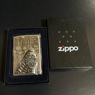 ジッポー(ZIPPO)の【新品未使用】ZIPPO レッドキング ウルトラマン生誕40周年記念限定モデル(タバコグッズ)