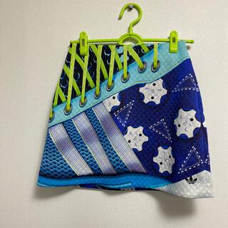 アディダス(adidas)のアディダス メアリーカトランズ スカート(ミニスカート)