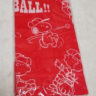 スヌーピー(SNOOPY)のSNOOPY  バンダナ  野球   (バンダナ/スカーフ)