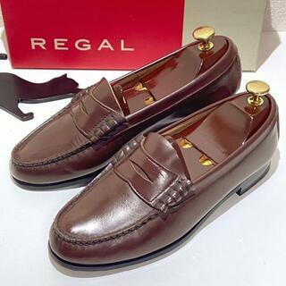 REGAL - 【REGAL】24.5cm ビジネスシューズ 革靴 メンズ レディース レザー