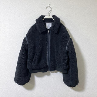 GYDA - GYDA ボアパイピングジャケット