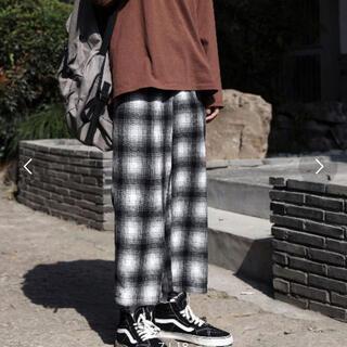 ザラ(ZARA)のチェックパンツ 韓国ファッション(その他)