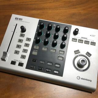 Cubase コントローラー Steinberg CC121(MIDIコントローラー)