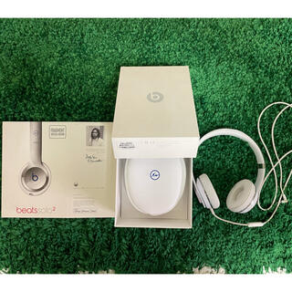 FRAGMENT - fragment design x Beats by Dre Solo2 限定品