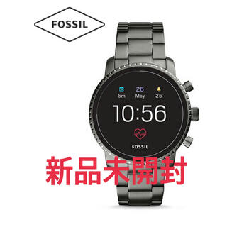 FOSSIL - 【新品】FOSSIL フォッシル スマートウォッチ FTW4012J
