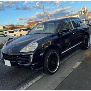 Porsche - 超美車★ ポルシェ カイエン SUV Bモニター ETC 車検令和3年10月2日