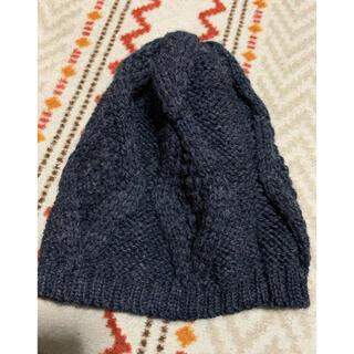 トゥモローランド(TOMORROWLAND)のレディースニット帽⭐️トゥモローランド(ニット帽/ビーニー)