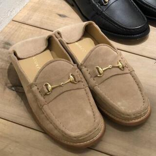 プラージュ(Plage)のPlage#ローファー#SUEDE BIT#CAMINAND(ローファー/革靴)