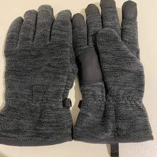 ユニクロ(UNIQLO)のユニクロ メンズ グローブ 中古(手袋)