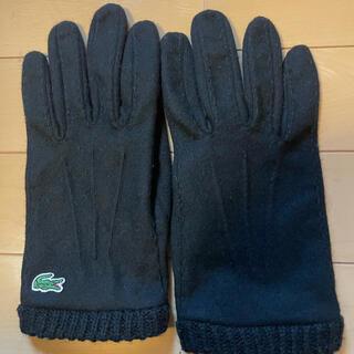 ラコステ(LACOSTE)のラコステ 手袋 スマホ タッチパネル 対応(手袋)