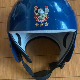 ディズニー(Disney)のDisney スキースノボー 子供用ヘルメット ジュニア 内周約50〜5cm(その他)