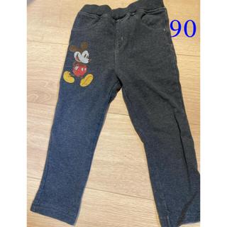 ディズニー(Disney)のミッキースウェットパンツ90(パンツ/スパッツ)