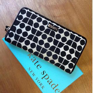ケイトスペードニューヨーク(kate spade new york)のユキ様お取り置きkate長財布(財布)