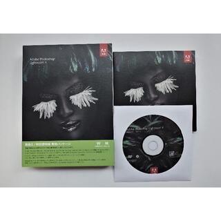 i - Adobe ソフト Llightroom 4