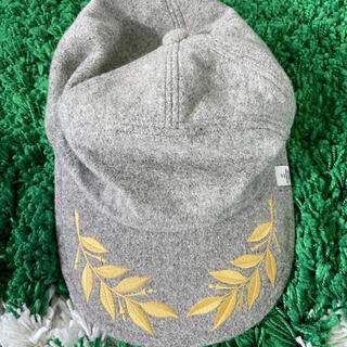 ヴィスヴィム(VISVIM)のVISVIM wool cap(キャップ)