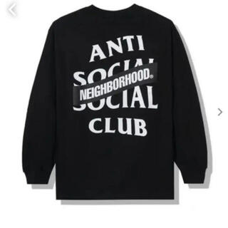 ネイバーフッド(NEIGHBORHOOD)のNEIGHBORHOOD × ANTI SOCIAL SOCIAL CLUB(Tシャツ/カットソー(七分/長袖))