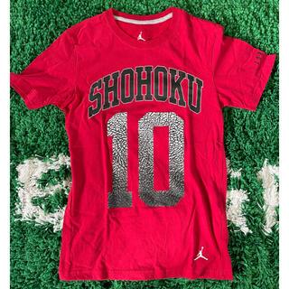ナイキ(NIKE)のslum dunk Nike 桜木花道 限定Tシャツ size M(Tシャツ/カットソー(半袖/袖なし))