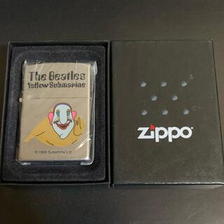 ジッポー(ZIPPO)の【新品未使用】ZIPPO ビートルズ イエローサブマリン(タバコグッズ)
