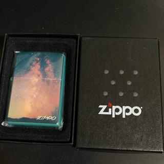 ジッポー(ZIPPO)の【新品未使用】2001年製  ZIPPO 火山噴火(タバコグッズ)