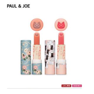 PAUL & JOE - PAUL&JOE LIPSTICK JAL機内販売 ポールアンドジョー  リップ