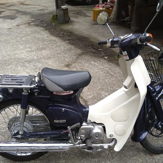 50cc スーパー カブ