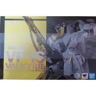 マクロス(macros)のDX超合金 初回限定版VF-1Sバルキリー ロイ・フォッカースペシャル (アニメ/ゲーム)