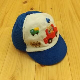 ミキハウス(mikihouse)のミキハウス  こども用キャップ(帽子)