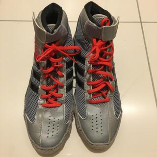 アディダス(adidas)のレスリングシューズ adidas(ボクシング)
