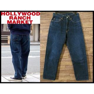 ハリウッドランチマーケット(HOLLYWOOD RANCH MARKET)の美品 ハリウッドランチマーケット PP4XX ウォッシュド デニム W29(デニム/ジーンズ)