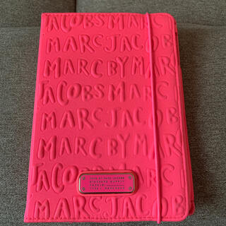 マークバイマークジェイコブス(MARC BY MARC JACOBS)のMARC BY MARC JACOBS iPad mini ケース(iPadケース)